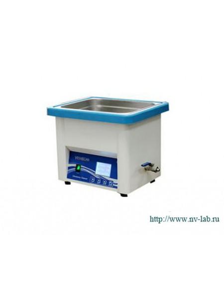 Ультразвуковая ванна (мойка) Ultraclean-10DTDW (10л, до +80гр, с LCD дисплеем)