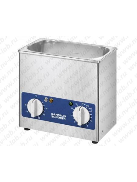 Ультразвуковая ванна (мойка) RK 100 H Bandelin (3л.)