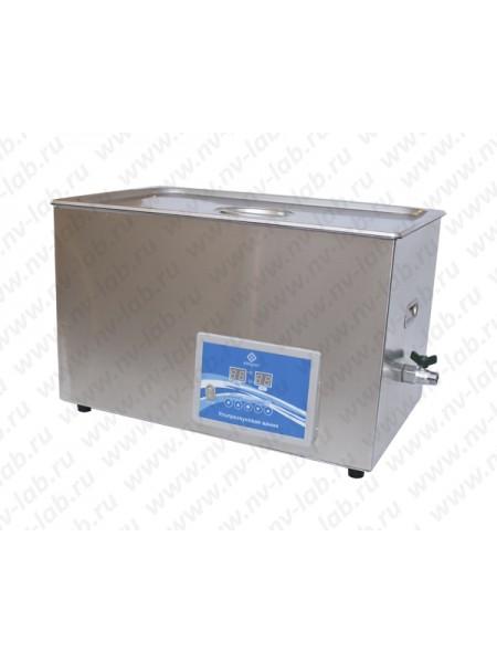 Ультразвуковая ванна (мойка) STEGLER 30DT (30 л., 20-80°C, 720W)