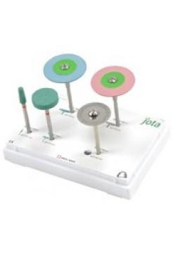 Набор инструментов для цельнокерамических конструкция Jota All Ceramic Kit 1429 (5 инструментов)