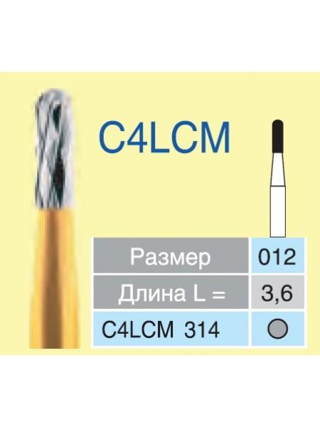 Боры ТВС для разрезания коронок C4 LCM