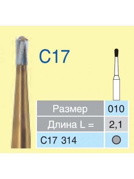 Боры ТВС для разрезания коронок C17