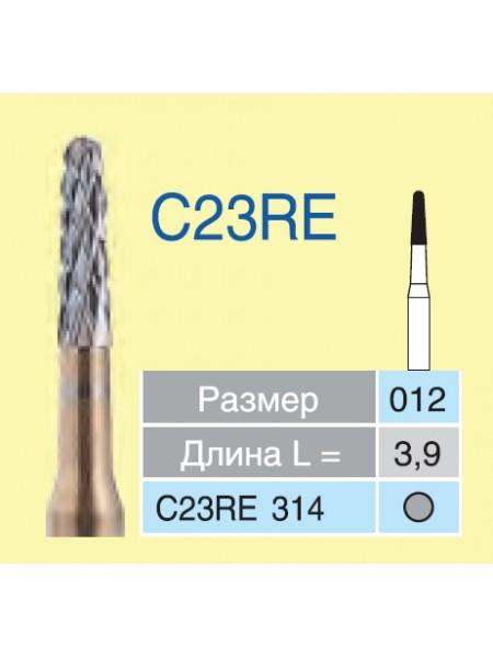 Боры ТВС для разрезания коронок C23RE
