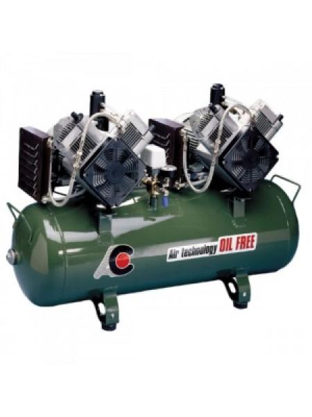 Компрессор для 5 установок, без кожуха, с 2-мя 2-х цил. двигателями