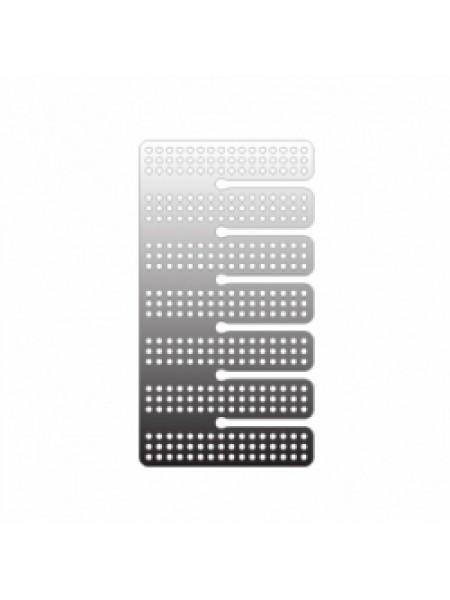 12-GM-L01 Титановая сетка для горизонтальной аугментации, Jeil Medical Corporation, Южная Корея