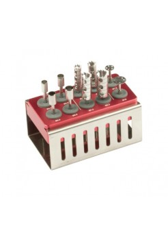 TAT-02 Набор для костной пластики (4 мукотома, 4 трепана, 2 сепар. диска) №2
