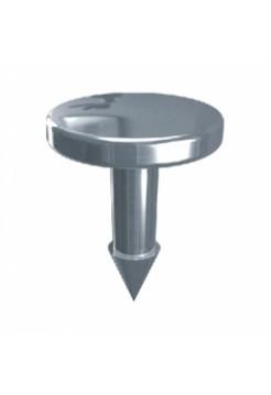 BT-4.5 Титановые пины, длина 4,5 мм, ширина шляпки 2,5 мм, 5 шт/уп.