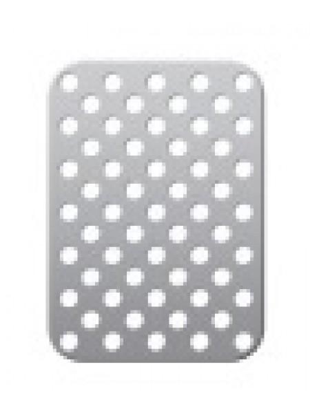 MM-01-09 Титановая мембрана (сетка) 15х20х0,1 мм Ø ячейки 1,3 мм, толщина 0,1 мм