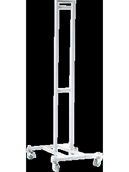 Передвижная подставка металлическая