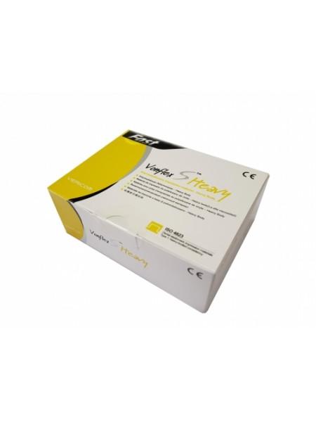 Vonflex S Heavy Fast: А-силиконовый корригирующий слепочный материал, высокой вязкости, ускоренного времени полимеризации