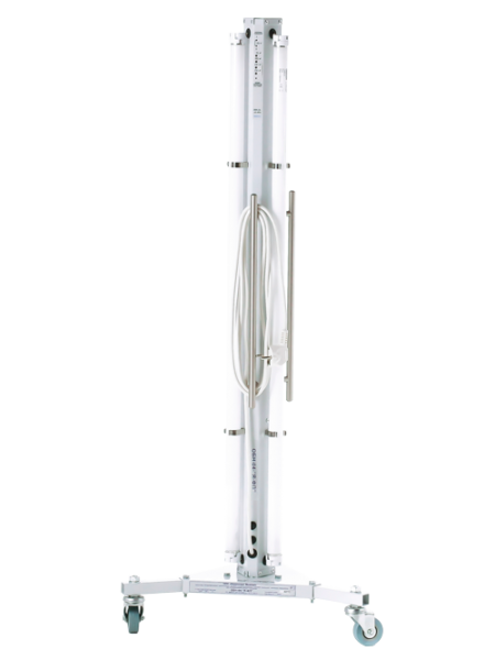 """Облучатель УФ-бактерицидный трехламповый напольный передвижной ОБН-04-""""Я-ФП"""""""