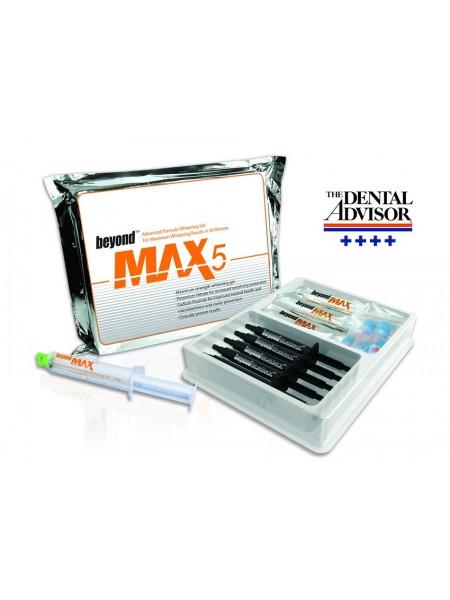 Beyond Max 5 - набор для проф. отбеливания