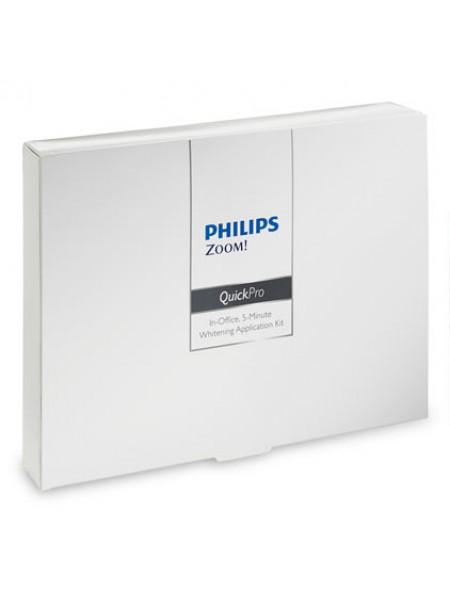 Безламповое отбеливание Philips ZOOM! QuickPro