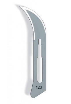 Одноразовые лезвия для скальпеля 12d