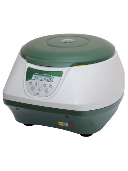 Центрифуга СМ-12-06 лабораторная (4500 об/мин, 6 пробх15мл)