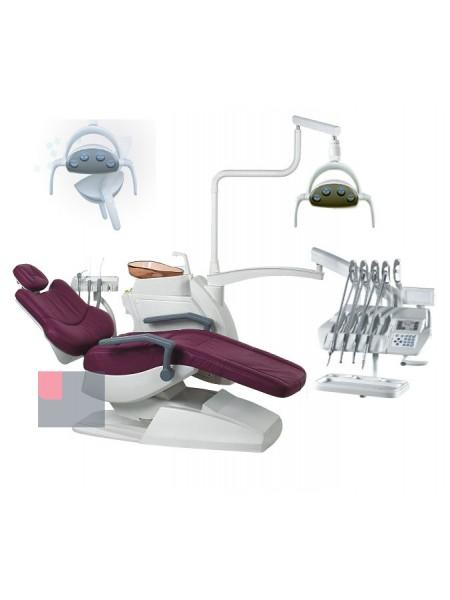Стоматологическая установка ZA - 208 D (верхняя подача)