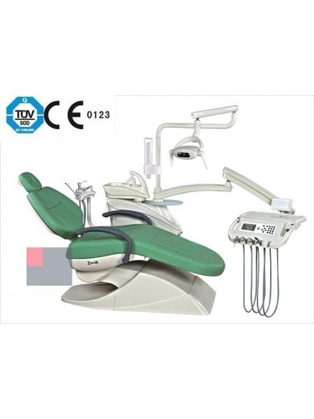Стоматологическая установка ZA - 208 E (нижняя подача)