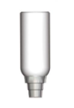 Временный абатмент 5,0 (титан+пластик)
