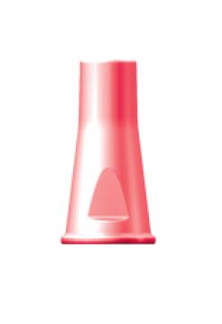 Выжигаемый цилиндр одиночный двойного/комб. абатмента
