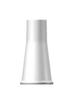 Выжигаемый цилиндр мостовидный двойного/комб. абатмента