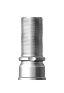 Цилиндр  титановый винтового абатмента
