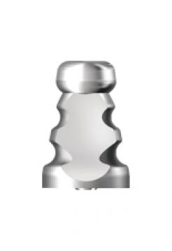 Слеп. трансферы для винт. абатмента (закр. ложка) без шестигранника