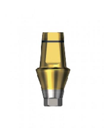 Абатмент двойной Ø5.0, высота= 4.0 mm (Стандартная платформа, с шестигранником)